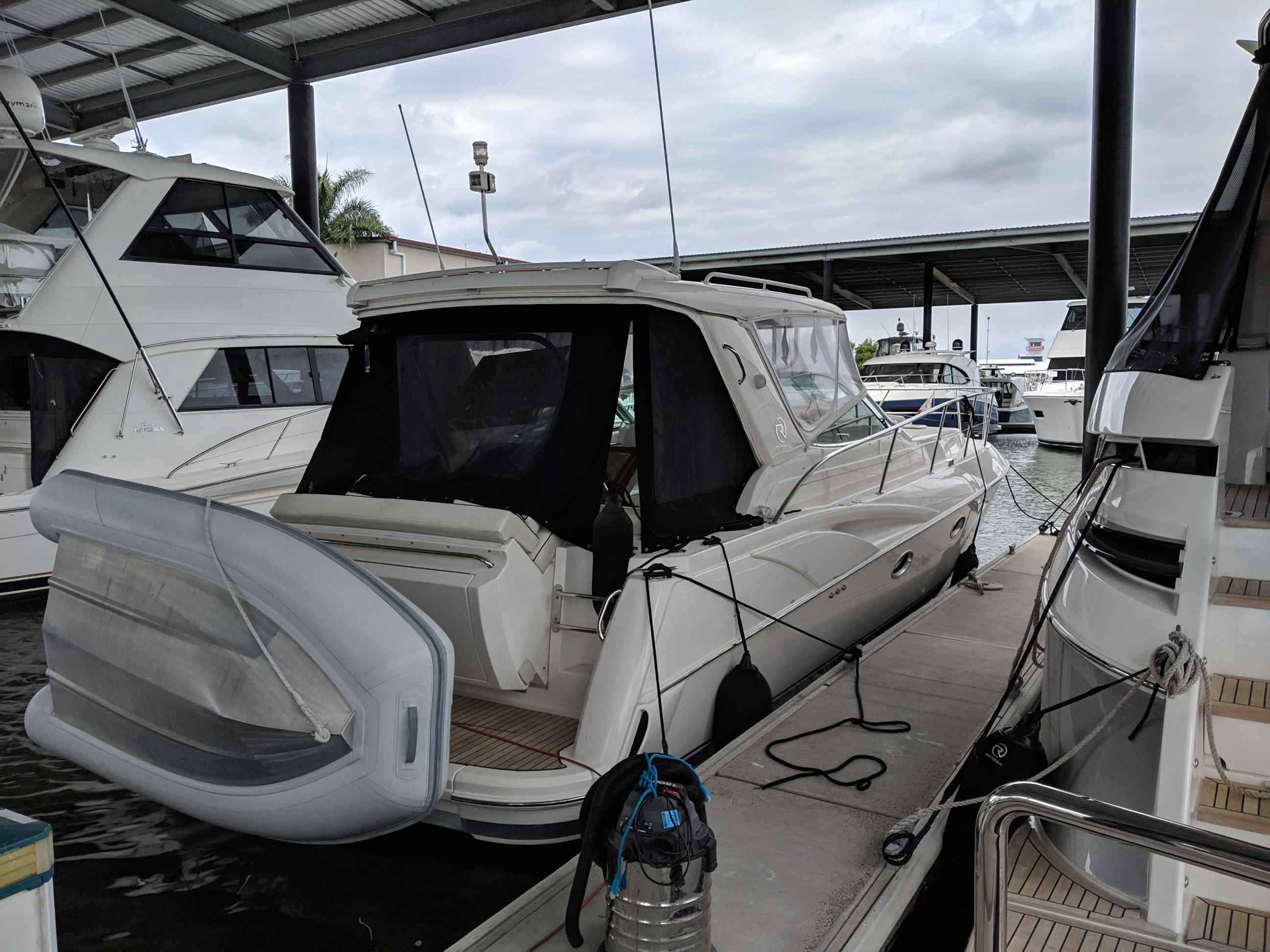Boat clears, Boat Covers, Queensland Canvas and Marine custom made covers